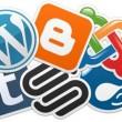 logo des plates-formes de blogues