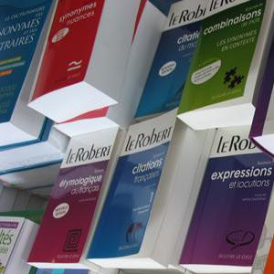 Dictionnaires français : les différents types