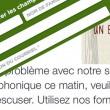 Les pires erreurs de français