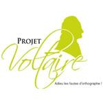Projet Voltaire Logo