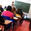 Test de français en classe