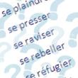 Quiz - Participes passés des verbes pronominaux